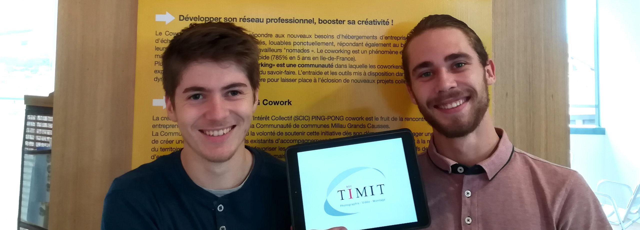 TIMIT PRODUCTION Création de contenu vidéo